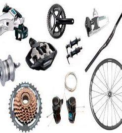 Componentes para Bicicletas