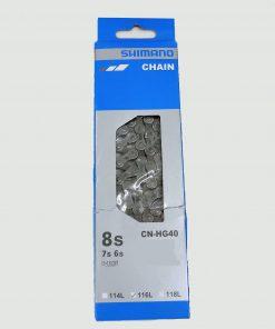 Cadena Shimano 6-7-8 velocidades